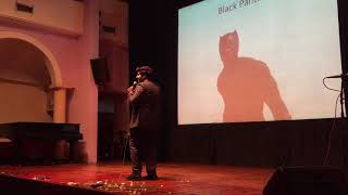 D82&#39s Got Talent 2018 - Winner - Yasir Harris (Voice Impersonations)