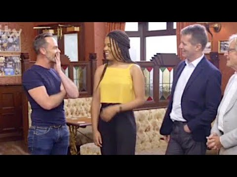 Coronation Street DNA -  Daniel Brocklebank Discovers His Distant Cousins 😭