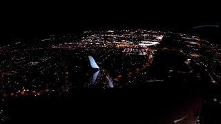 Majestic Night Flight