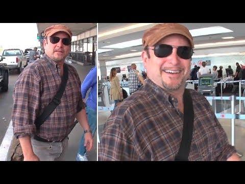 'Seinfeld' Actor Jason Alexander Reacts To Harvey Weinstein Scandal At LAX