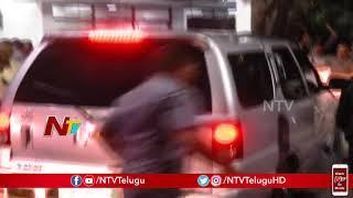 CM Chandrababu Naidu Reached DMK Stalin House In Chennai | NTV LIVE
