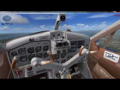 FSX Missions - 13 (Friday Harbor - San Juan Island Run 1 of 2)