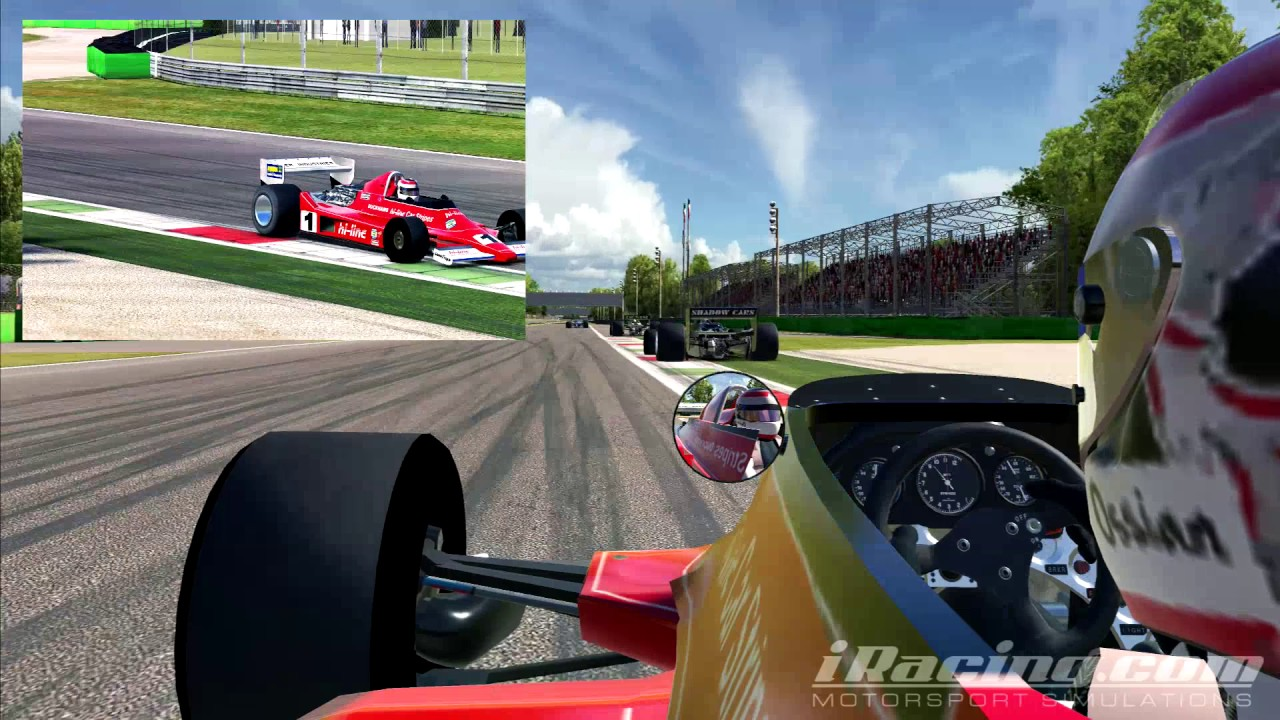 medium resolution of  iracing lotus 79 monza back with another one