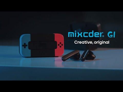 Des écouteurs intra-auriculaires sans fil qui vous procurent une joie inépuisable : les écouteurs de jeu stéréo vraiment sans fil (True Wireless Stereo) Mixcder GI, conçus pour les joueurs sur console