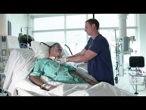 Independent Lung Volume Recruitment with a Ventilator, Tracheostomy and Speaking Valve