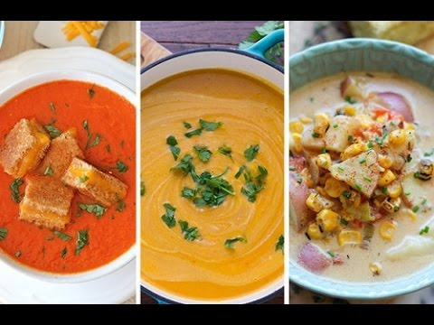 Delicious And Hearty Soups With No Meat