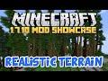 Minecraft Mod Spotlight - Realistic Terrain Generation (Supports Modded) 1.7.10