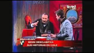 """benni contando la historia de la """"mosca"""""""