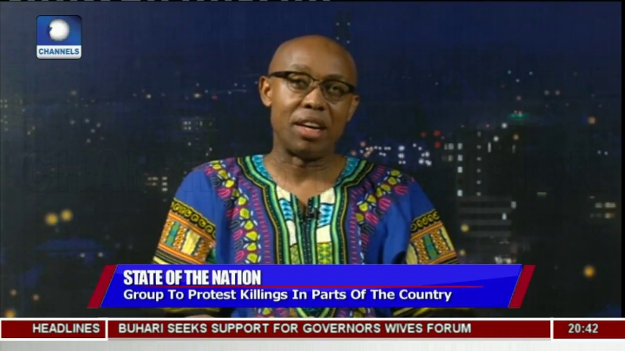 Joint Nigeria Crisis Action Committee Declares National Day Of Mourning Pt.1  Politics Today 