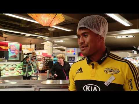 CGW | adidas Job Swap - Hurricanes Supermarket
