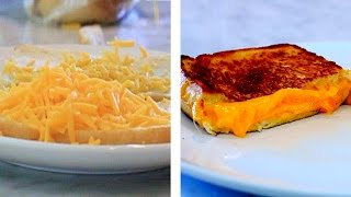 One Simple Way To Make The Best Grilled Cheese
