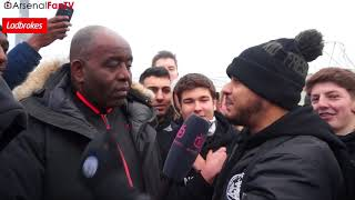 Brighton 2-1 Arsenal | Ancelotti Is Available Sack Wenger Now!! (Troopz Rant)