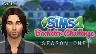 The Sims 4 | Bachelor Challenge | Part 5 | House Party and Milking Cows?