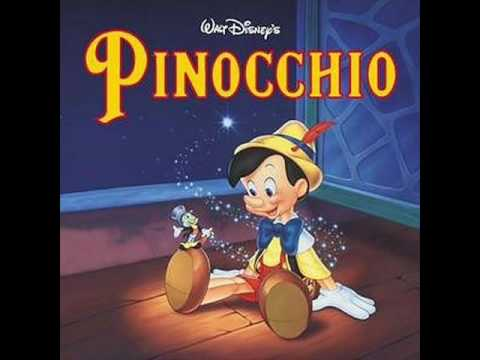 Pinocchio OST   11   I ve Got No Strings