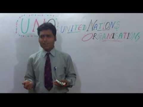 THE UNITED NATIONS (2) LANGUAGES by BIKASH CHANDRA PANI