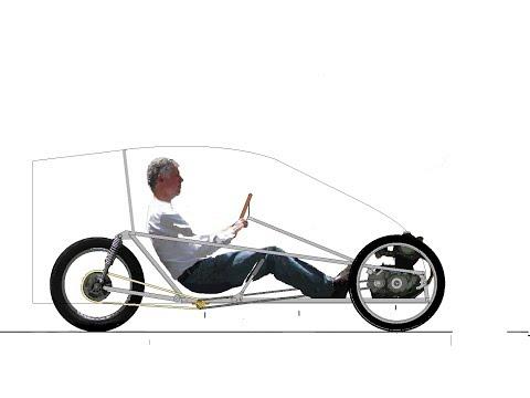 High mileage trike build (part 3)