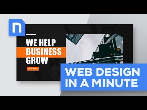 Web Design In Minutes - Business Growth