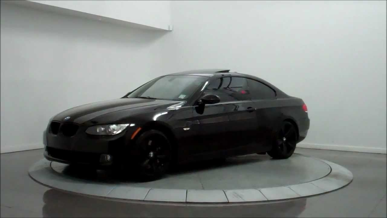 2009 Bmw 335i Sport Coupe Youtube