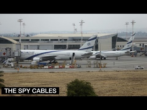 Spy Cables: El Al Airlines Used As Front For Israeli Intelligence