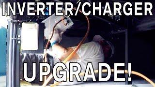 RV Inverter/Charger Upgrade - Xantrex 3000-watt Pure Sine Wave