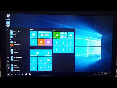 UEFI Windows 10 Kurulumu Nasıl Yapılır? [FREEDOS LAPTOPA KURDUK]