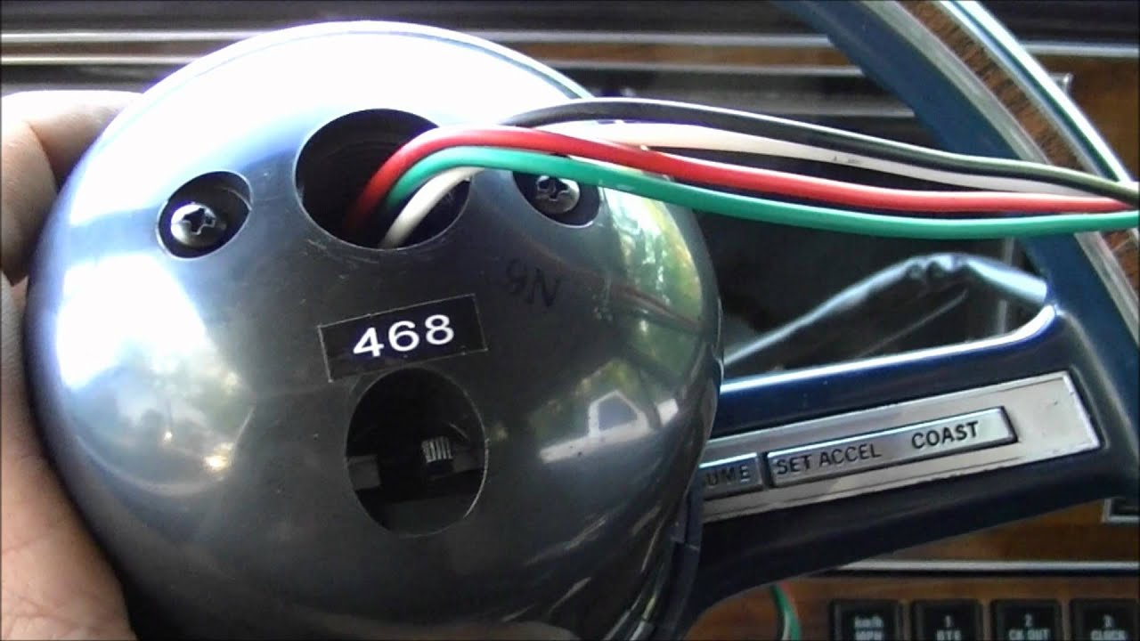 maxresdefault how to install a tachometer youtube Vintage Sun Tachometer Wiring at gsmportal.co