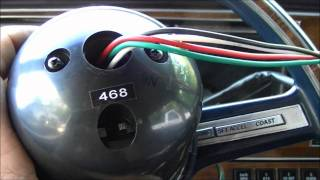 How To Install A Tachometer.