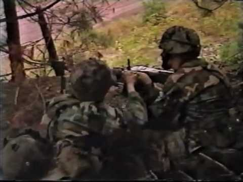 "82nd Airborne Division's ""Reach For The Sky"" Official Hooah Video (circa 1995)"