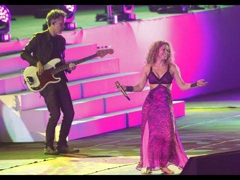 Shakira – Juegos Centroamericanos y del Caribe (Barranquilla 2018)