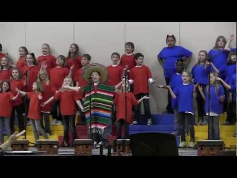 White River Elementary School 3rd Grade Program 2012