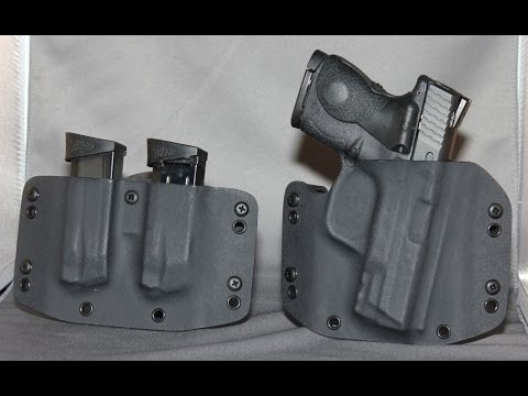 BlackDog Concealment Kydex Holster Review - YouTube