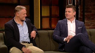 Brian O'Driscoll & Joe Schmidt | The Late Late Show | RTÉ One