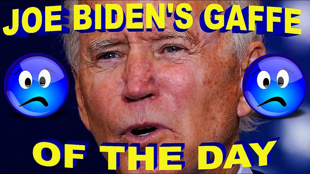 "Joe Biden's ""GAFFE"" of the Day !! September 15th, 2021- ""Decades of HEAD"""