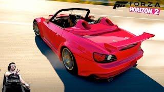 Лучший в мире шмаравоз из форсажа 2 - Honda S2000 Fast & Furious Edition Forza Horizon 2