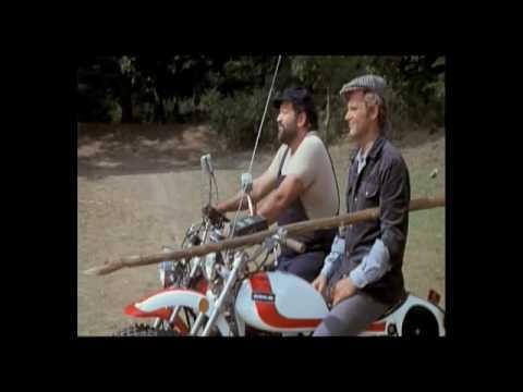 Bastonate sulle moto