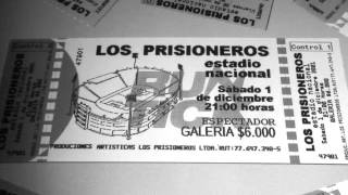 LOS PRISIONEROS...TREN AL SUR  EN VIVO CHILE 2001  NEW (AUDIO HQ))))