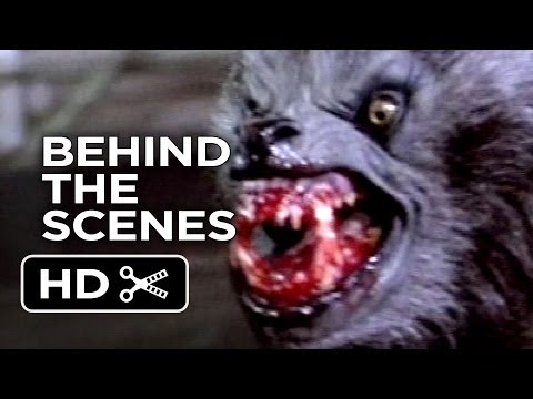 An American Werewolf in London Behind The Scenes - The Wolf (1981) - Horror Movie