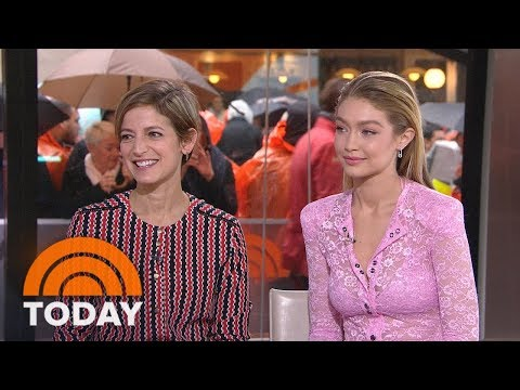 Model Gigi Hadid On Being One Of Glamour's Women Of The Year | TODAY