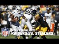 Raiders vs. Steelers | Week 9 Highlights | NFL