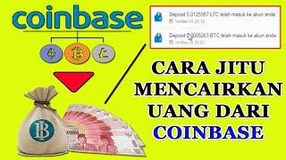 Cara Mengirim Uang Dari Coinbase Ke Indodax  Bank Lokal    Step By Step