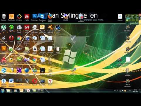 Как установить, удалить или отключить гаджеты в Windows 7