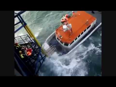 Boatlanding gone wrong