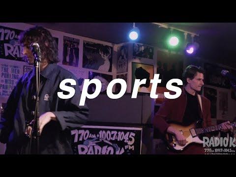 "Sports - ""Panama"" (Live on Radio K)"