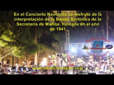 Concierto sinfonica de la SEMAR