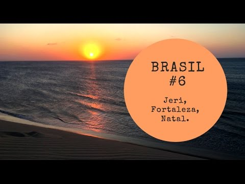 From Jericoacoara to Fortaleza and Natal - Trip Therapy GoProHero HD
