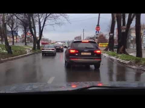 Быдло за рулем