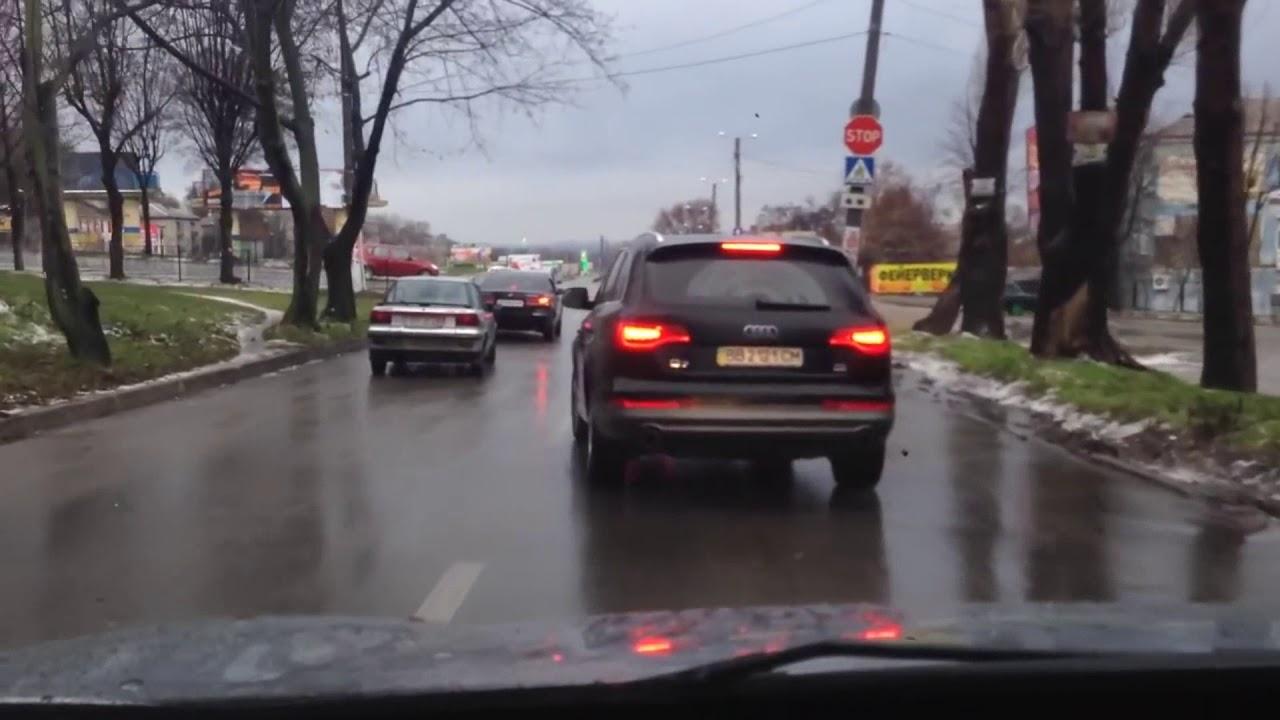 Быдло за рулем | Подборка неадекватных водителей