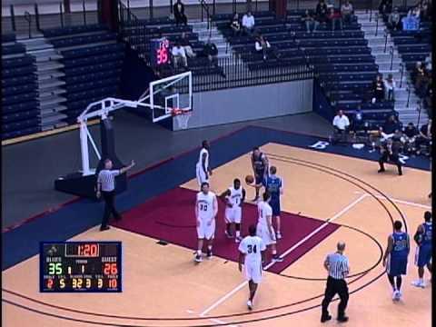 BTV SPORTS Mens Basketball Brookdale Jersey Blues vs. Camden Cougars