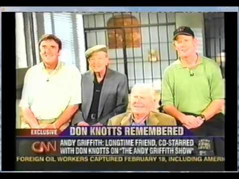 Don Knotts Tribute