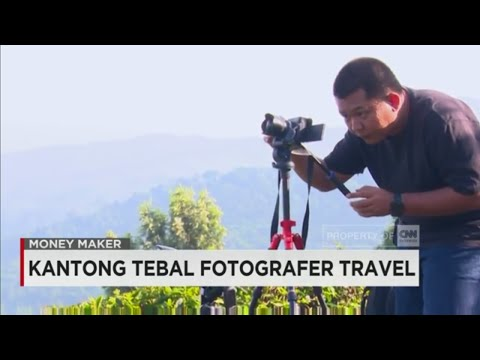 Money Maker - Kantong Tebal Fotografer Travel